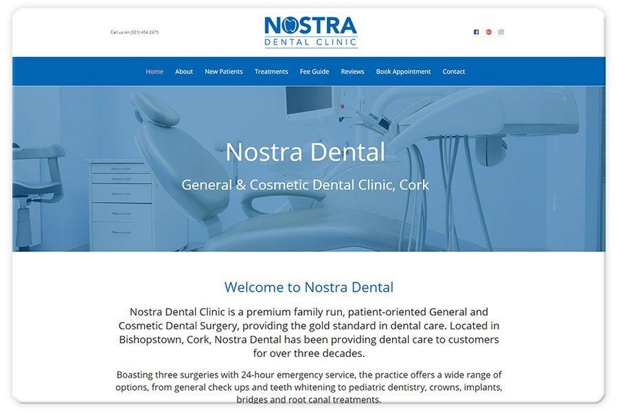 Portfolio - Nostra Dental
