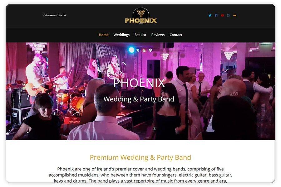 Portfolio - Phoenix Band